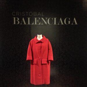 Cristobal Balenciaga en MUSA