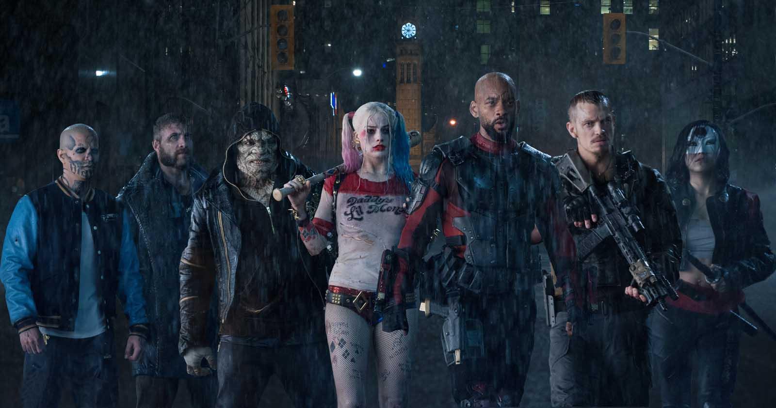 El Escuadron Suicida de Harley Quinn