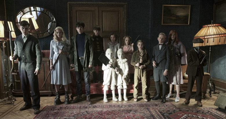 Miss Peregrine y los niños peculiares, más Burton imposible