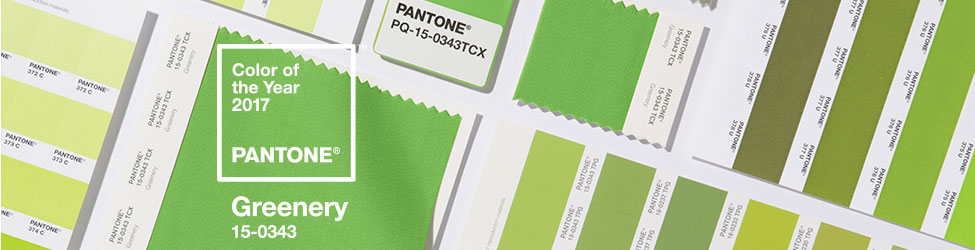 Greenery, el color pantone de 2017