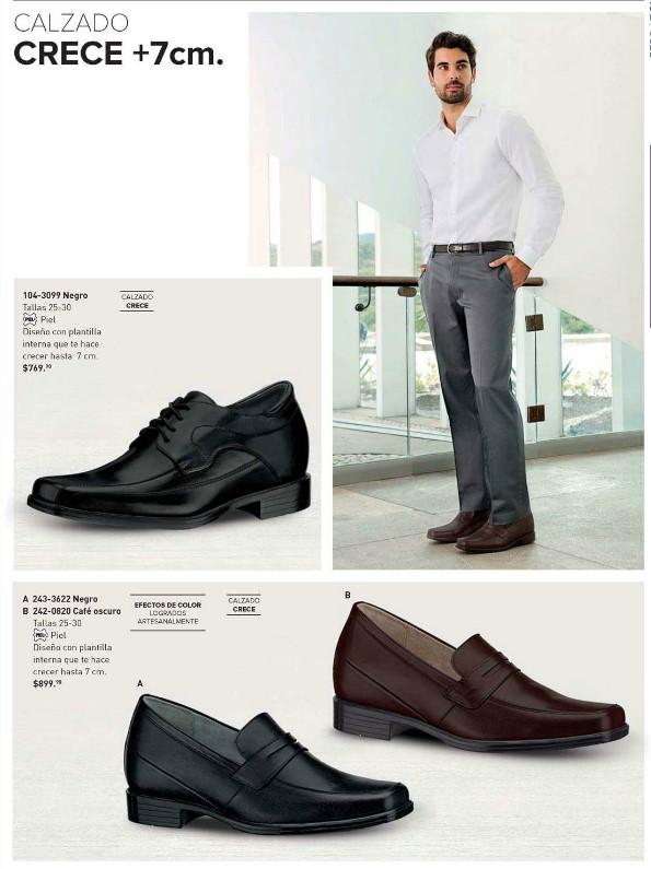 Zapatos para verte más alto