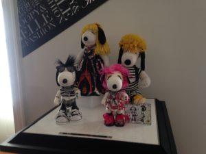 Snoopy and Belle in Fashion, una exhibición que no te puedes perder