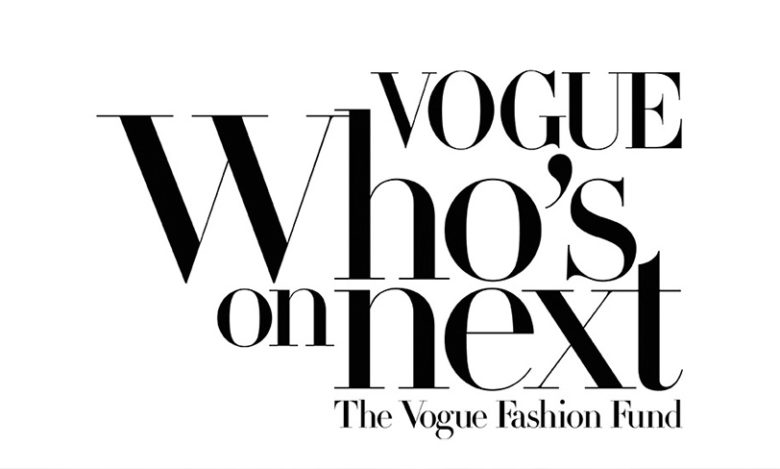 Da inicio a la convocatoria de Vogue Who´s On Next 2017