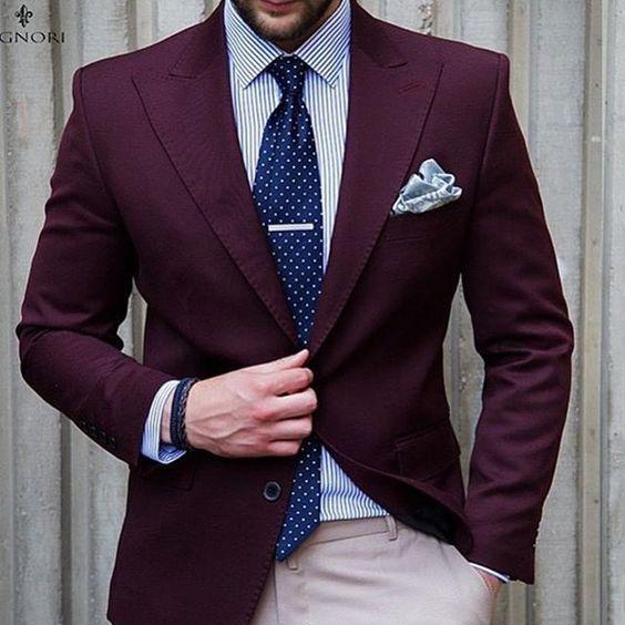 Diferencias entre Blazer, Suit Jacket y Sport Coat