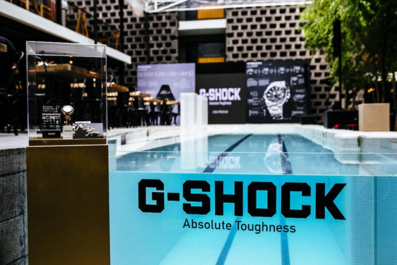 Resistencia, tecnología y alta calidad: la herencia de los relojes G-Shock