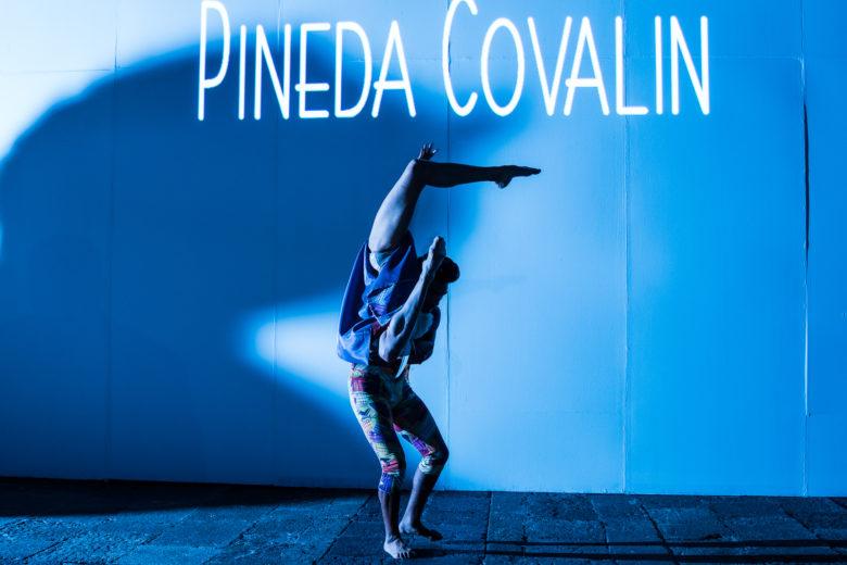 Pineda Covalin en MBFWMx FW 2017