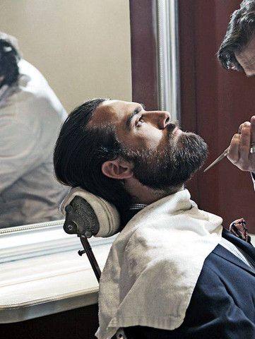 ¿Me lucirá bien la barba?