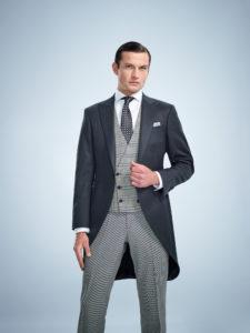 Protocolo crea su colección de trajes de lino