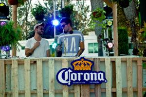Corona Summer Pool Party en Casa Victoria