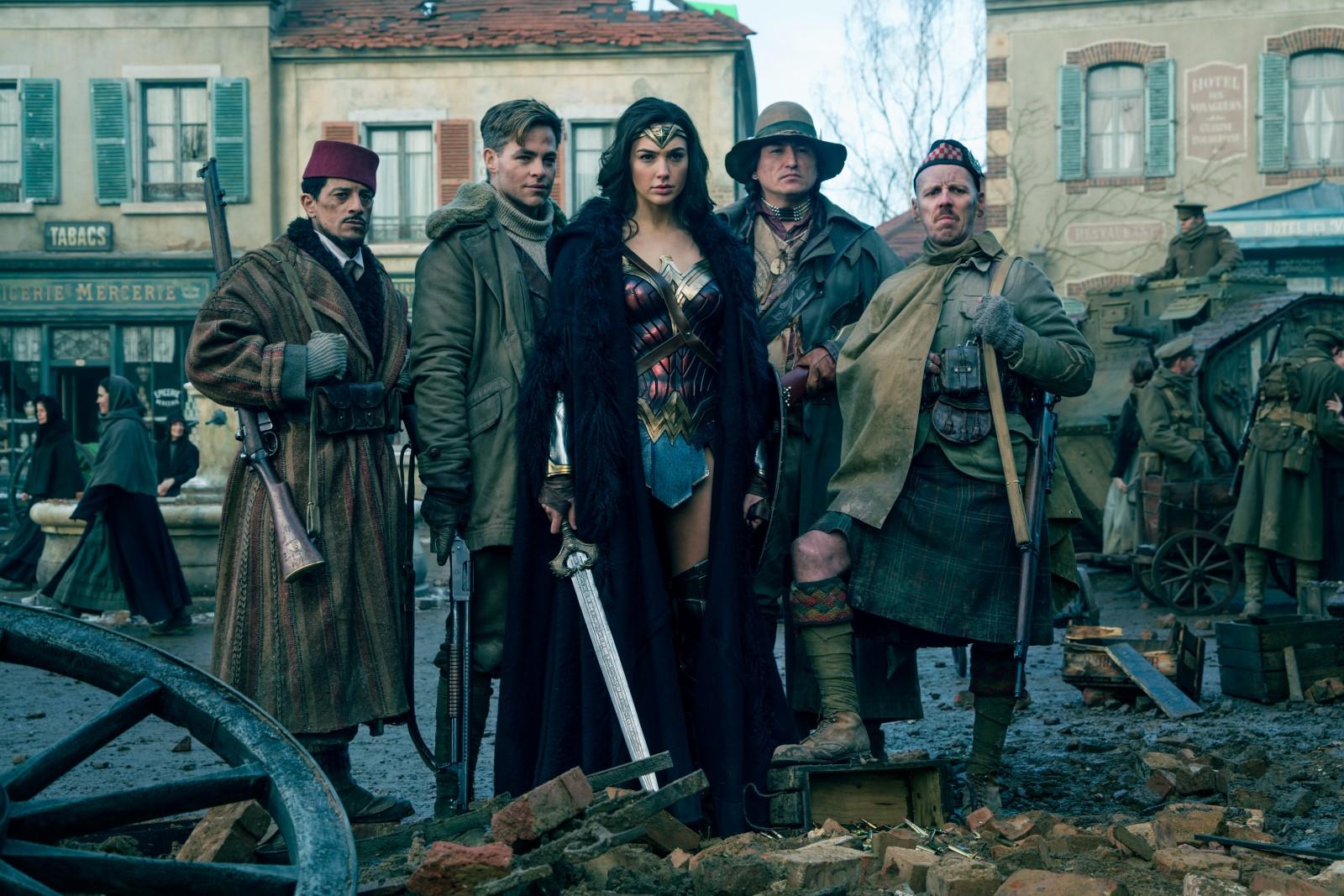 Wonder Woman empodera las pantallas