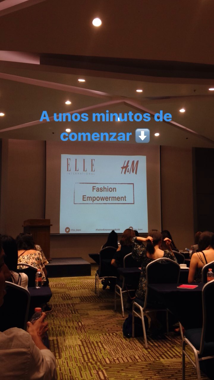 Workshop Fashion Empowerment Guadalajara