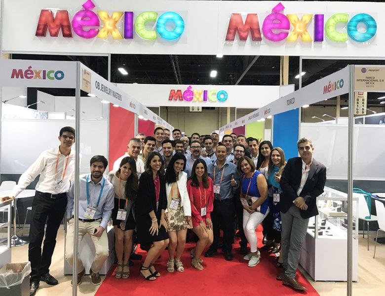 Joyería mexicana brilla en JCK Las Vegas 2017