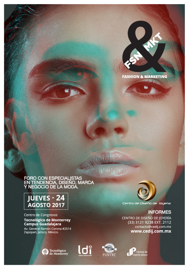 CEDIJ presenta el Foro Fashion and Marketing 2017
