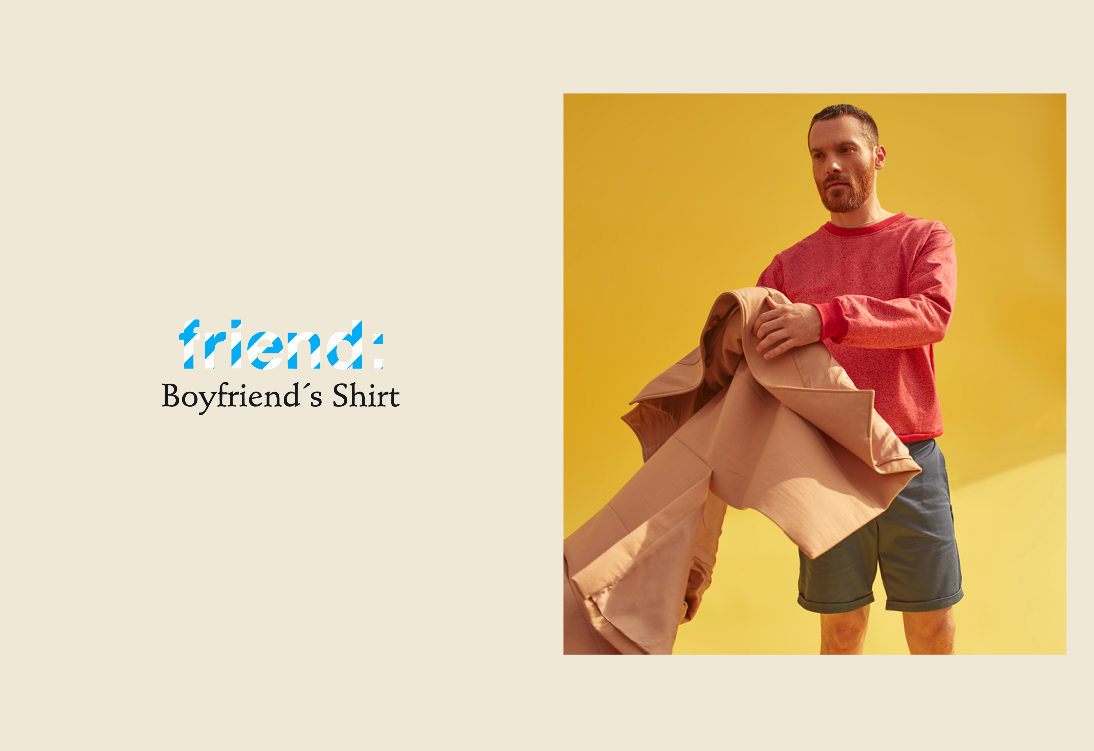 Boyfriend's Shirt Menswear