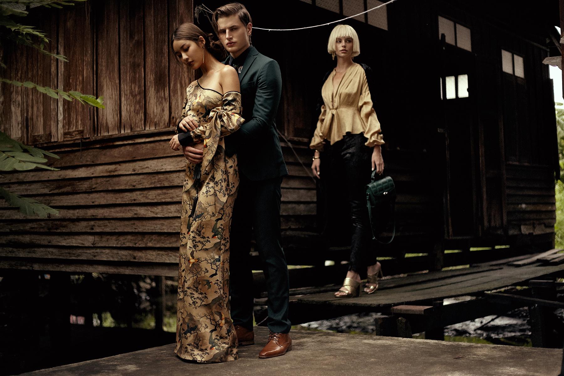 LOB se inspira en Tailandia para la colección OTOÑO-INVIERNO 2017.