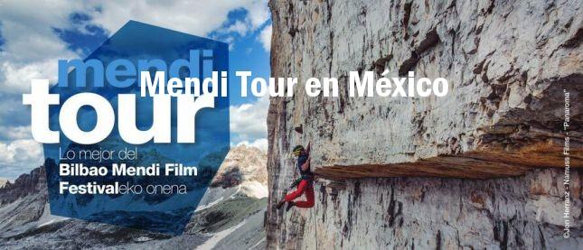 Llega el máximo cine de aventura a Cinépolis con el Mendi Tour