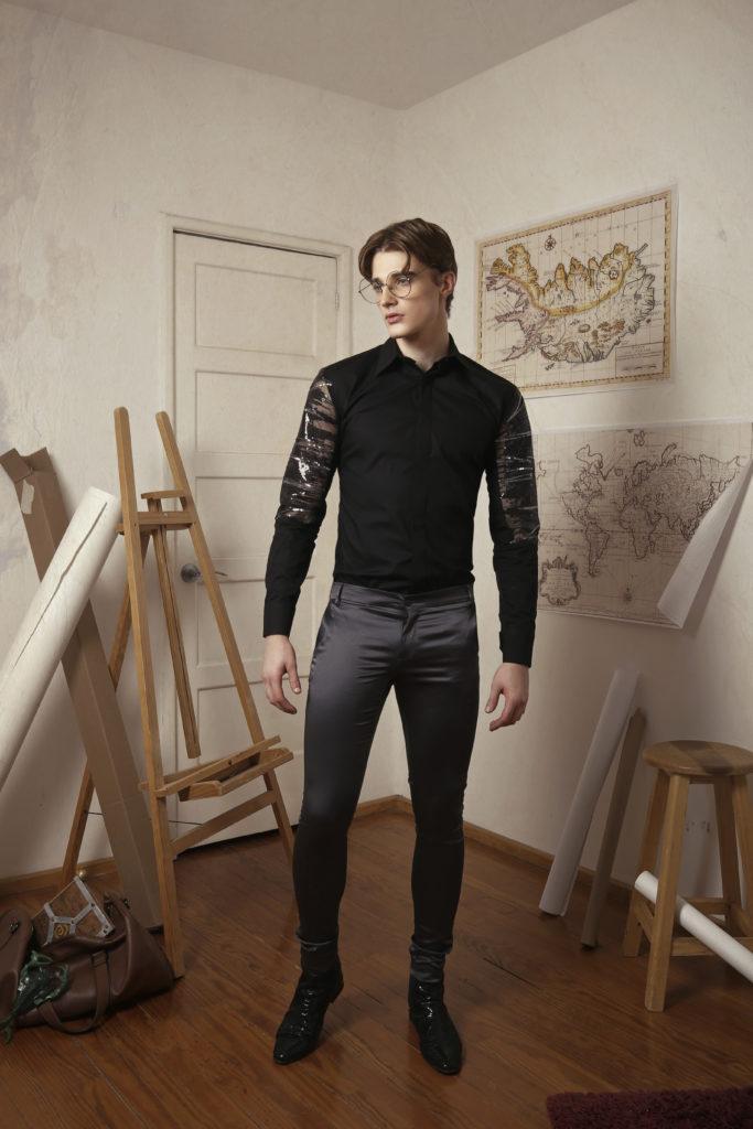 MILO la nueva colección de Marco Manero Menswear