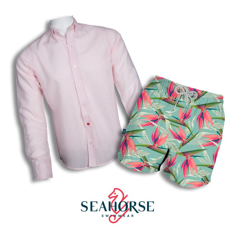 Mix & Match con Seahorse en Holidays