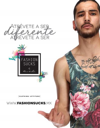 Rebeldía y Actitud con las Tank Tops de Fashion Sucks