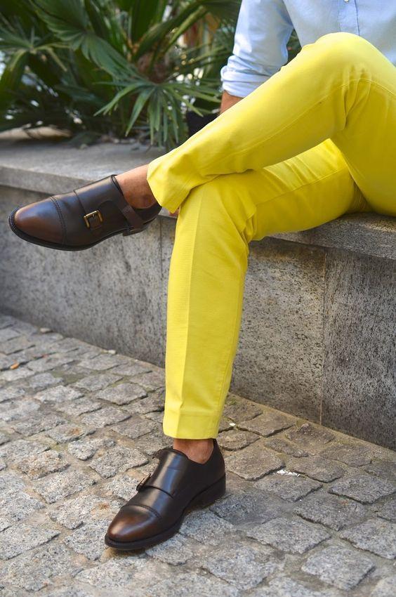 Monk Straps, clásico, elegante y súper trendy.