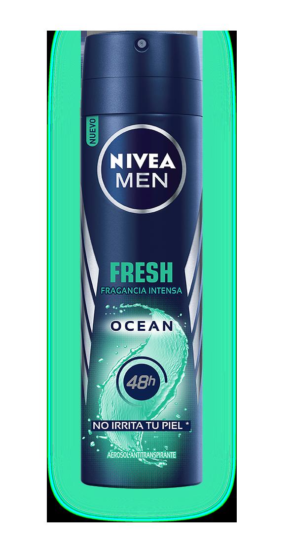 Presentan nuevas fragancias de antitranspirantes NIVEA MEN