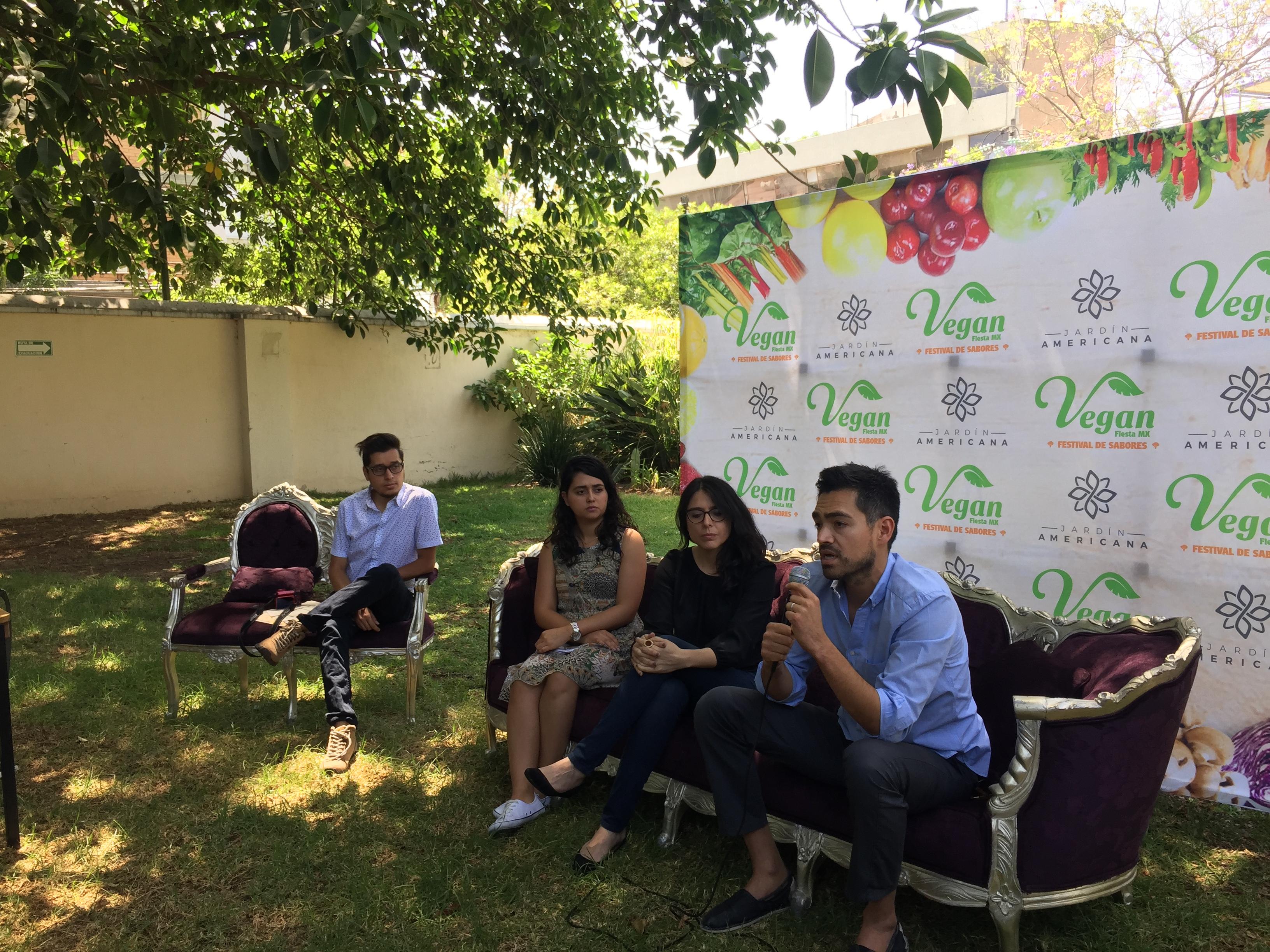 Jardín Americana presenta la primera edición de Vegan Fiesta México