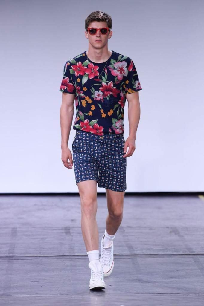 Colección Spring-Summer 2019 de Parke & Ronen Malibu Man
