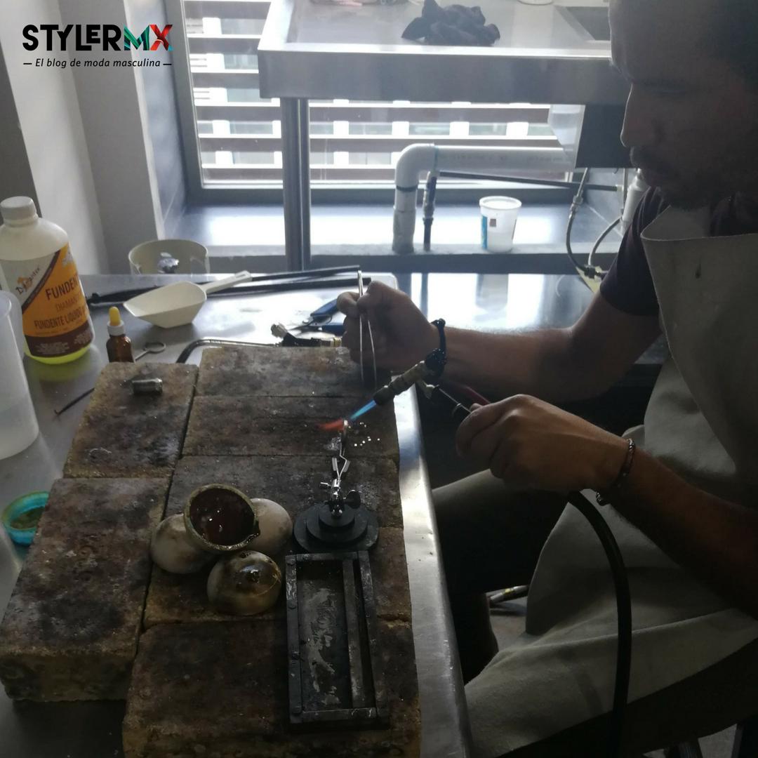 Aprendiendo el valor artesanal de una joya