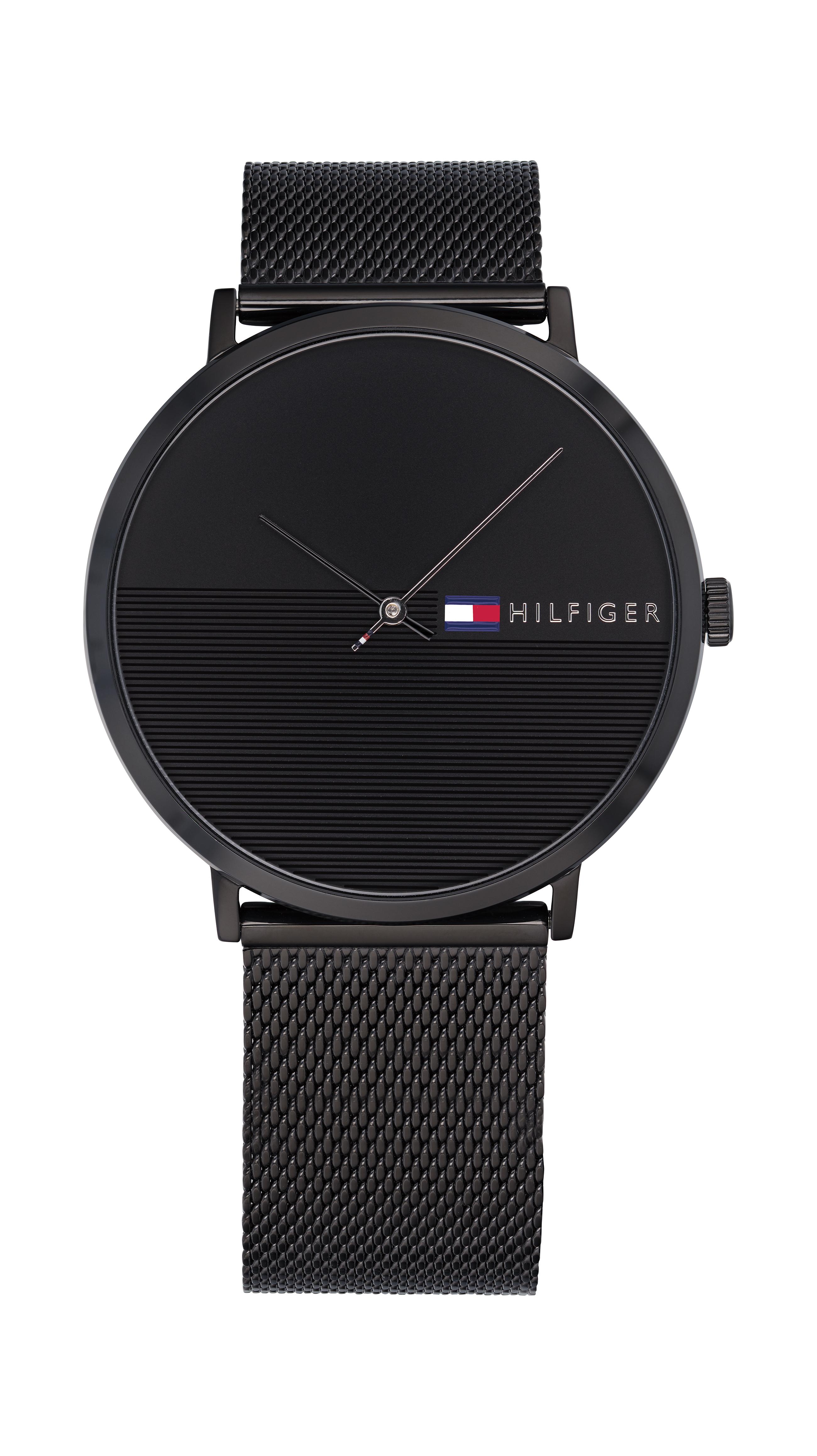 El reloj Tommy Hilfiger James es la personificación de la elegancia casual de hoy.