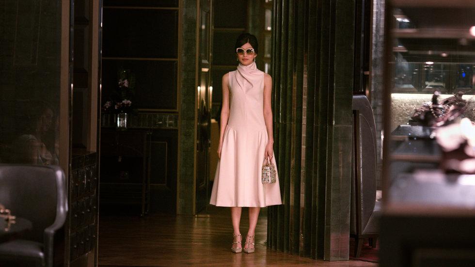 Crazy Rich Asians, la película que debes ver si eres amante de la moda