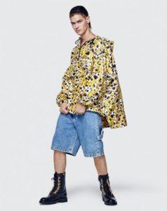 Moschino para H&M- Colección Masculina