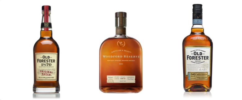 Woodford Reserve & Old Forester llegan a México