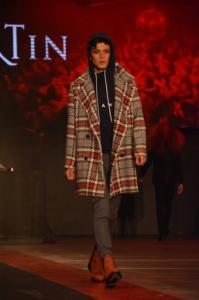 Galo Bertin en Fashion Week México presentó su colección UNDERGROUND
