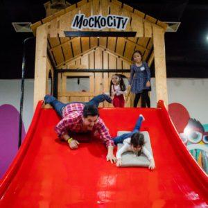 ¡Celebra el día del niño en Mockocity!