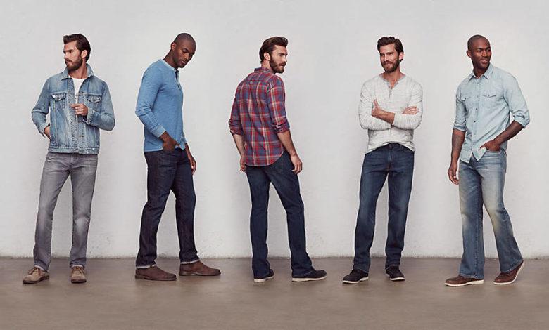Tipos De Jeans Segun Tu Tipo De Cuerpo Stylermx